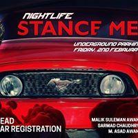 Nightlife Stance Meet 2.0
