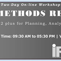 2-Day On-line Workshop Mixed Methods Research