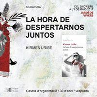 Kirmen Uribe en la 52 Fira del Llibre