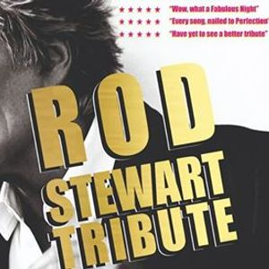 Rod Stewart Tribute - Main course and show 29.50