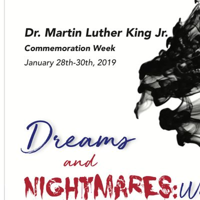 2019 Martin Luther King Commemoration Evening of Reflection