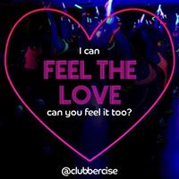 Clubbercise Love Party