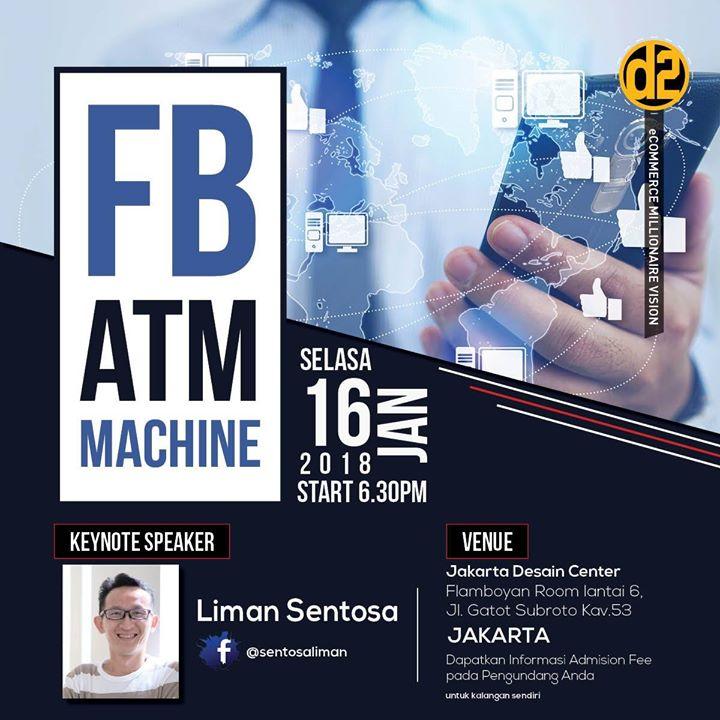 Seminar FACEBOOK ATM MACHINE
