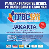 14th Jakarta Info Franchise &amp Business Concept 2018