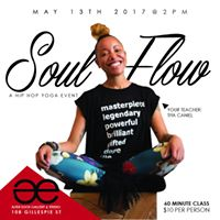 Soul Flow A Hip Hop Yoga Event