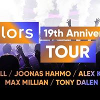 Colors 19th Anniversary Tour - MDNGT Hyvink