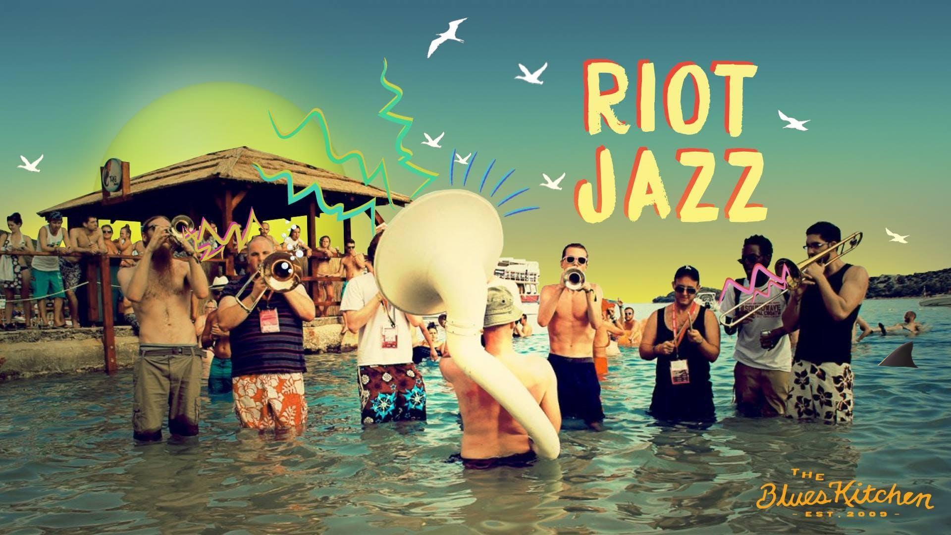 Riot Jazz Summer Takeover