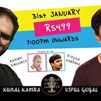 Kunal Kamra &amp Vipul Goyal Live at Dublin Square