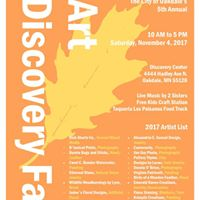 5th Annual Art Discovery Fair (Free to Browse)