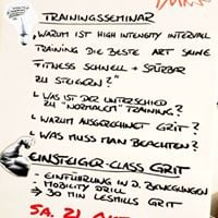 ffentlicher Workshop Hoch Intensives Intervall Training &amp GRIT