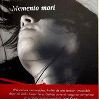 Tertulia Literaria Memento Mori de Csar Prez Gellida