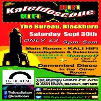 Kaleidoscope HiFi  Demented Disco - Funky Reggae Party