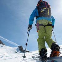 Erwin Heeres  - Lezing Splitboarden  Backcountry Snowboarding
