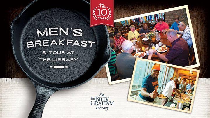Mens Breakfast & Tour