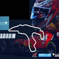 Playbox F1 Season Race 2017 - Belgium Race 12