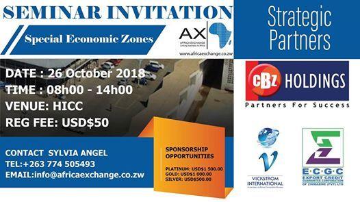 Special Economic Zones Seminar