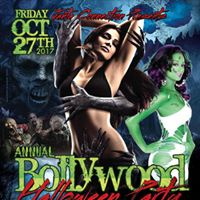 Bollywood Halloween Party - 500 Cash &amp Prizes For Best Costume