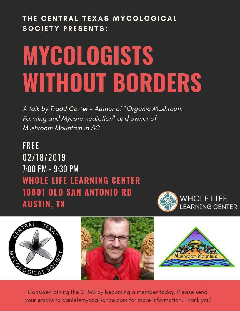 Mycologists Without Borders Modern Missionaries of a Shifting Paradigm