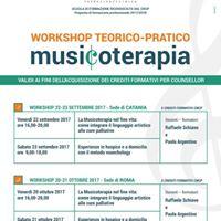La Musicoterapia nel Fine Vita