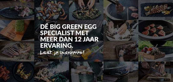 Big Green Eggperience workshop