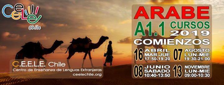 Curso de Arabe A1.1