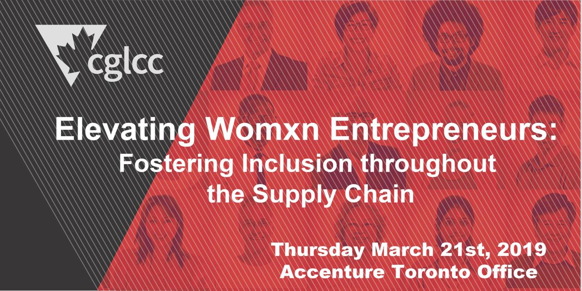 Elevating Womxn Entrepreneurs Fostering Inclusion throughout the Supply Chain
