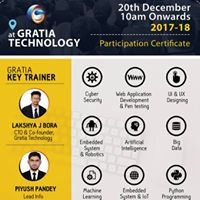 Orientation Programme on Various Technologies.