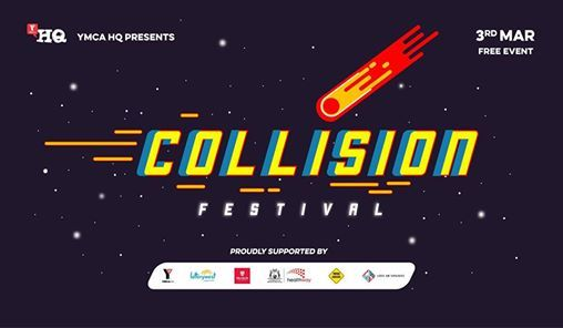 Collision Festival - A Free Youth Festival