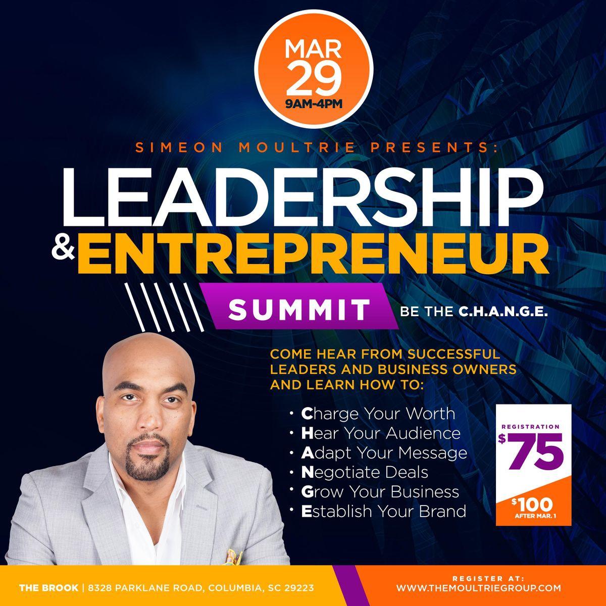 Leadership and Entrepreneur Summit