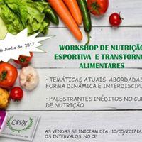 Workshop de Nutrio Esportiva e Transtornos Alimentares