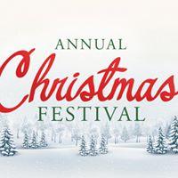 Annual Christmas Festival