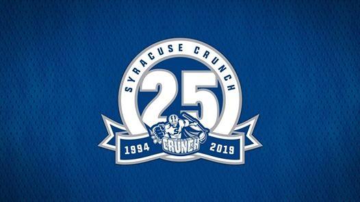 Syracuse Crunch vs. Bridgeport Sound Tigers