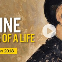 Exhibition on Screen Czanne - Portraits Of A Life