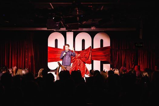 New Years Eve Stand-Up Special at Glee Club ...