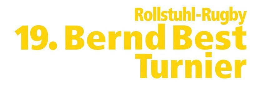 19. Bernd Best Turnier