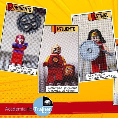 2 Ed. Analista Comportamental DISC em LEGO  Analista de Vocao e Carreiras