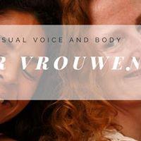 Special  The sensual body &amp voice - voor vrouwen