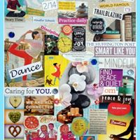 2018 Vision Board Sustainable  Funshop  Feng Shui Class