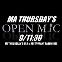 Ma Thursdays Open mic night