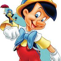 Movie Day Pinocchio