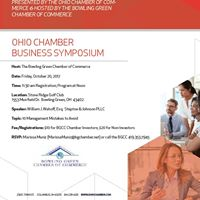 10 Management Mistakes to Avoid-Ohio Chamber Business Symposium