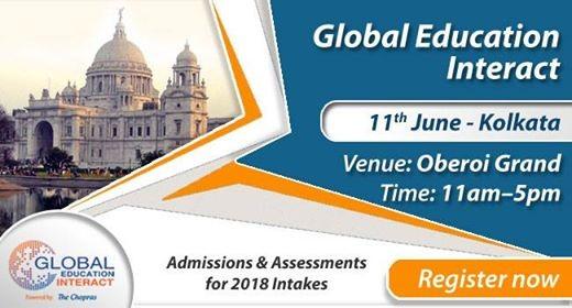 Welcome To Global Education Fair 2018 Kolkata By The Chopras
