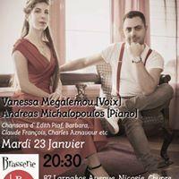 Vanessa &amp Andreas From Avant Tout