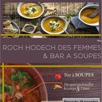 Soire Roch Hodech pour Femmes et Bar  Soupe