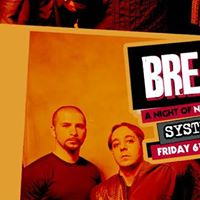 Break Stuff System Of A Down Special at The Fleece Bristol