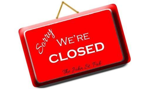 Closed - July 14 2018