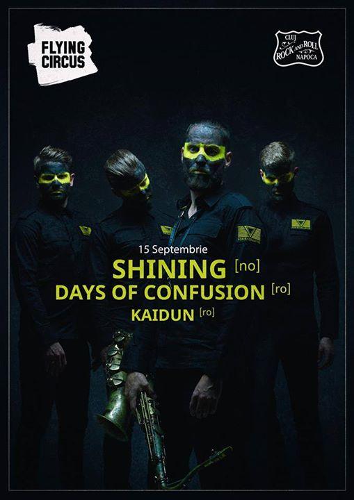 Shining [no] Days Of Confusion [ro] Kaidun [ro]