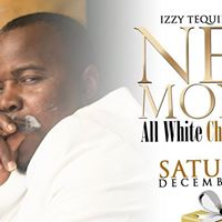 All White Christmas Bash