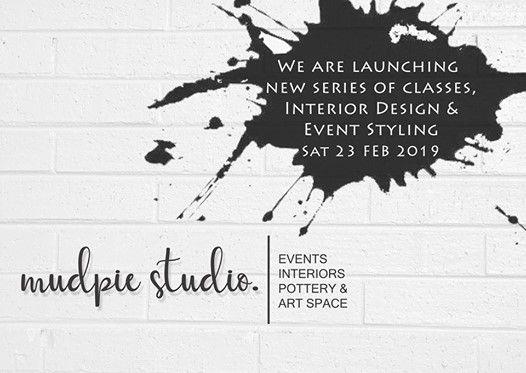 Mudpie Studio Launch Party