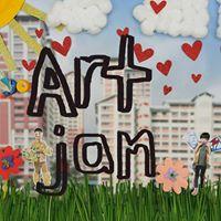 Inclusive Art Jam in the Park
